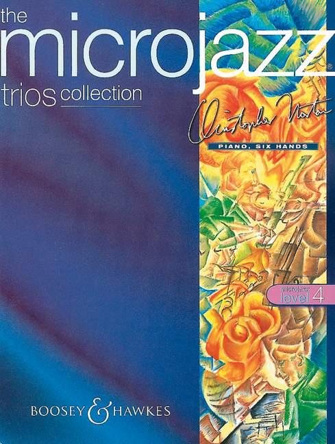 Microjazz Trios image